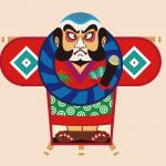 市川海老蔵さんと律音(りっちん)の話
