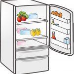 冷蔵庫の風水